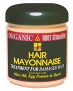 Hair Mayonnaise