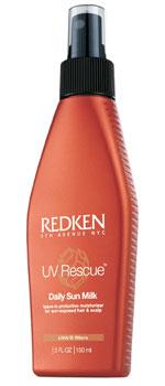 UV Rescue Daily Sun Milk Leave-In Protective Moisturizer