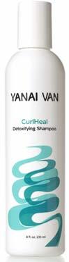 CurlHeal Detoxifying Shampoo