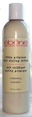 Little Princess Hair Styling Lotion