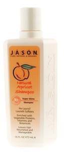 Natural Apricot Shampoo