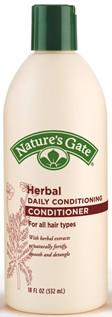 Herbal Daily Conditioner for All Hair Types