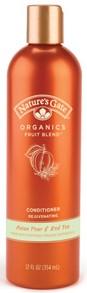 Organics Asian Pear+Red Tea Rejuvenating Conditioner