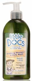 Little Docs Elizabeth's Shampoo & Body Wash