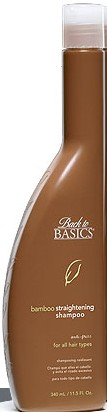 Bamboo Straightening Shampoo, For All Hair Types