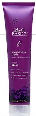Straightening Crème