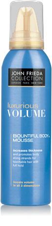 Luxurious Volume Bountiful Body Mousse