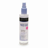Frizz-Ease Spiral Style Curl-Defining Spray Gel