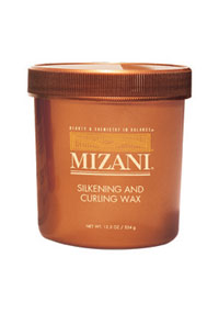 Mizani Silkening and Curling Wax