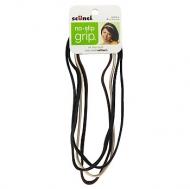 Scunci 4pk Thin Elastic Headbands