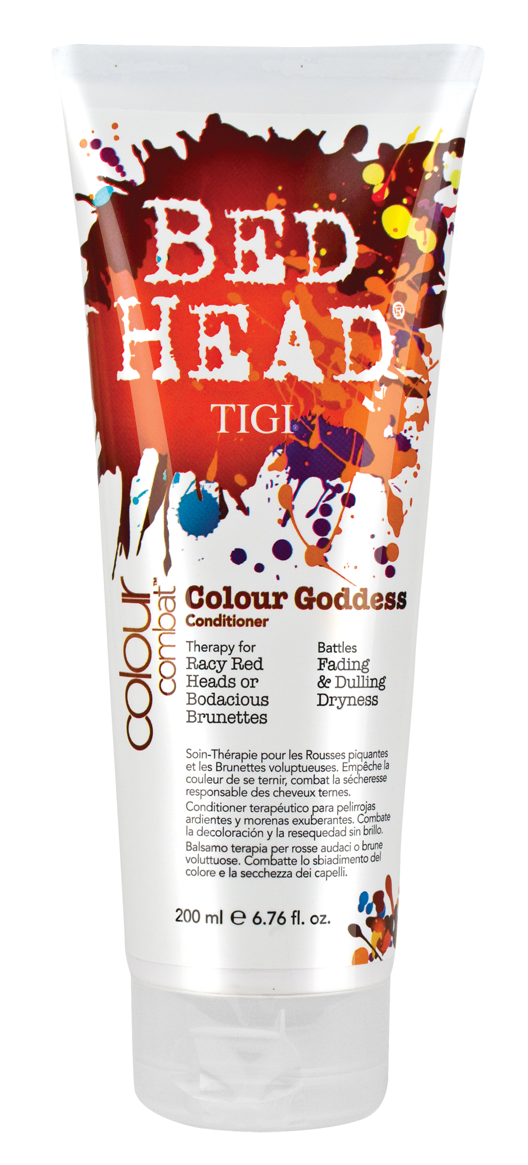 Bed Head Colour Combat Colour Goddess Conditioner