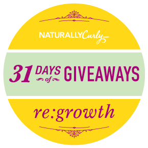 NaturallyCurly's Spring Growth Giveaway