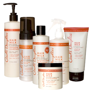 NEW Hair Milk Collection