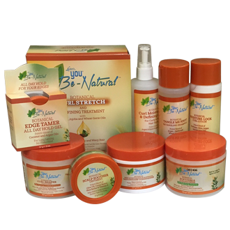 YOU® Be- Natural™ Ultimate Curl Solution Prize Pack