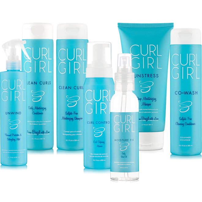 Curl Girl Prize Bundle