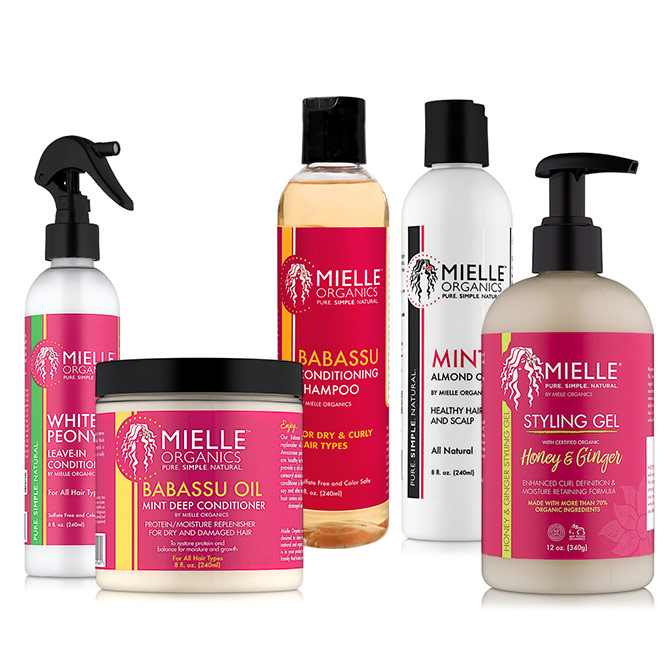Mielle Organic's Texture on the Runway 2017 Bundle