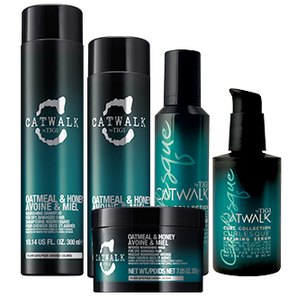 Walk the Runway Curl Pack