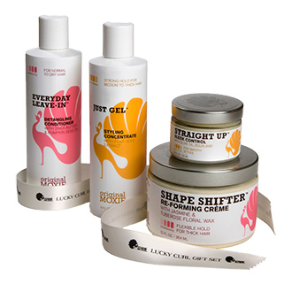 Lucky Curl Gift Set