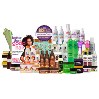 CurlyNikki's Grand Prize Pack