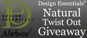 Design Essentials® Natural Twist Out Giveaway