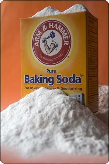 Baking Soda Clarifier for Heavy Product Build-Up