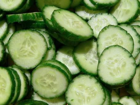 Cucumber Oil Hair Treatment