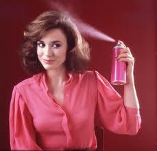 DIY Cleansing Hairspray