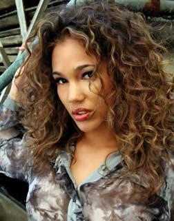 Strange The Art Of Highlighting Curls Short Hairstyles For Black Women Fulllsitofus