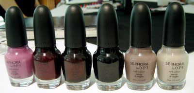 OPI Fall 2008 nail color