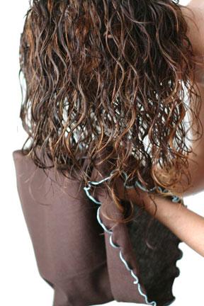 Curls Like Us Cloth