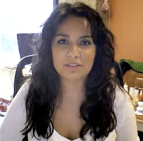 Marie at NaturallyCurly