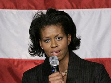 Michelle Obama's hair