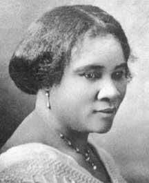 Madame C.J. Walker