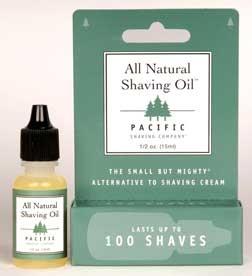 Pacific Shaving Oil