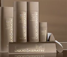 Liquid Keratin products