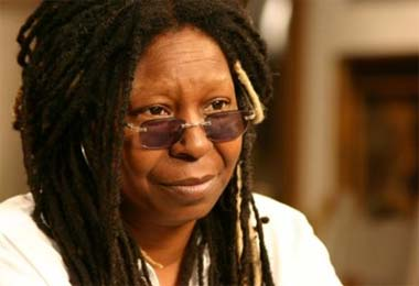 Is that Whoopi I See?
