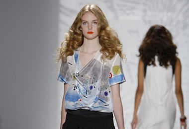 Report from Spring 2010 Fashion Week