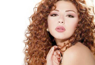 Get Beautiful Kinks Like Myriam Fares