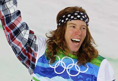 The Secret To Shaun White's Hair!