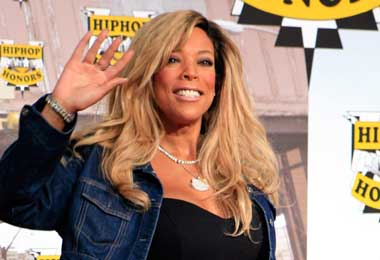 Wendy Williams Talks About Her Hair