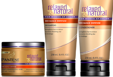 Pantene Pro V Relaxed and Natural Line: A Review