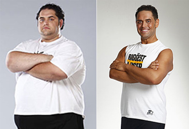 Curly-Guy Michael Wins the 9th Season of Biggest Loser