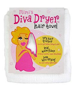Aquis Mimi's Diva Dryer Hair Towel