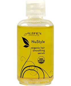 Aubrey Organics NuStyle Organic Hair Smoothing Serum