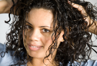 Curly Hair Tips for Kinky Roots