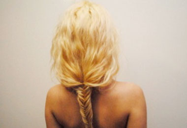 Simple Hair Braids for Fall