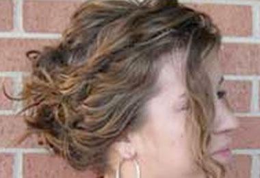 Wavy Pin Up Holiday Hair Styles