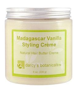 Darcy's Botanicals Madagascar Vanilla Styling Creme
