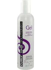 curly hair solutions gel
