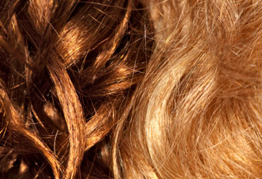 2012 Curly Hair Color Trends